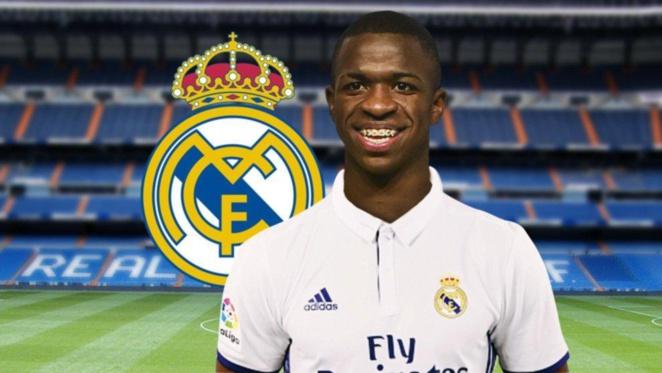 Real Madrid, Barça - Mercato : Vinicius Junior