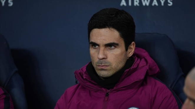 Arsenal : Mikel Arteta - Coronavirus