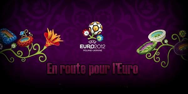 Euro 2012 le programme et les stades