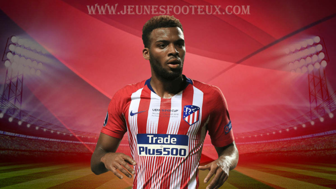 Atlético Madrid : Thomas Lemar (ex AS Monaco)