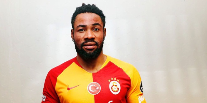 Galatasaray - Mercato : Christian Luyindama