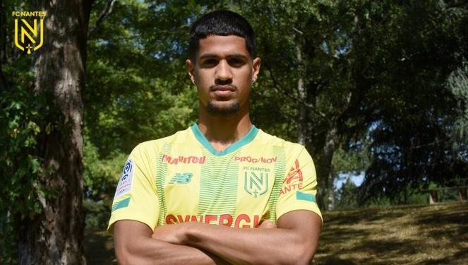 FC Nantes - Ludovic Blas