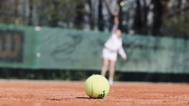Investissements, famille, amour du jeu : les footballeurs sont liés au tennis.(crédit :Miguel Teirlinck, CC0)