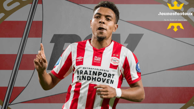 Arsenal, PSV - Mercato : Donyell Malen