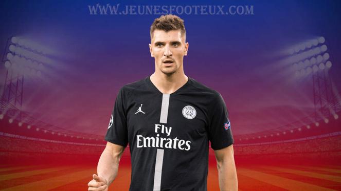 PSG - Mercato : Thomas Meunier