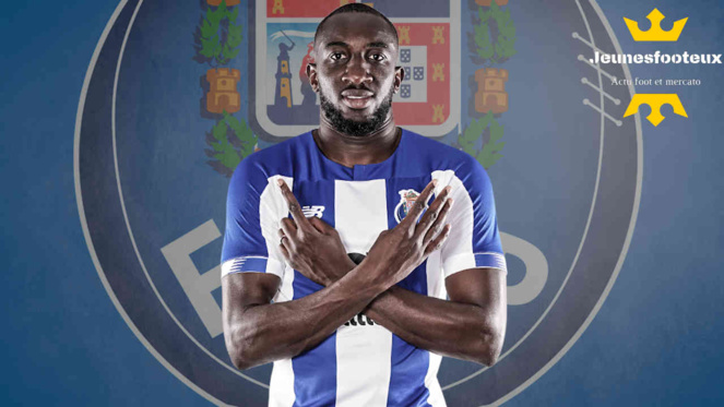 FC Porto - Mercato : Moussa Marega