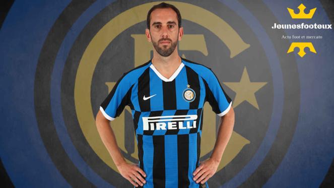Inter Milan : Diego Godin défenseur uruguayen