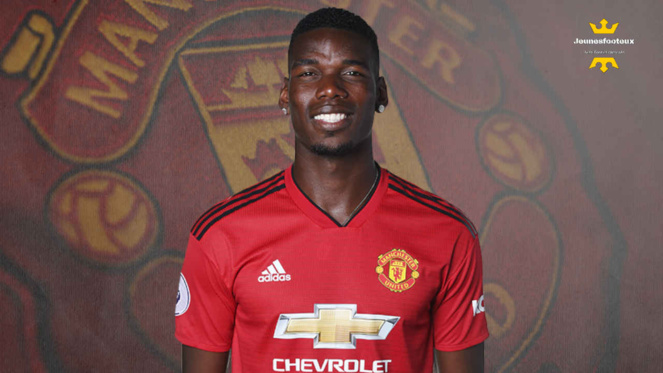 Manchester United - Paul Pogba
