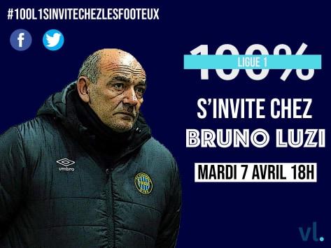 FC Chambly : Bruno Luzi - Loïc Jégo