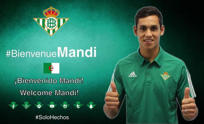 Atetico Madrid Mercato : Aissa Mandi (Betis) ciblé