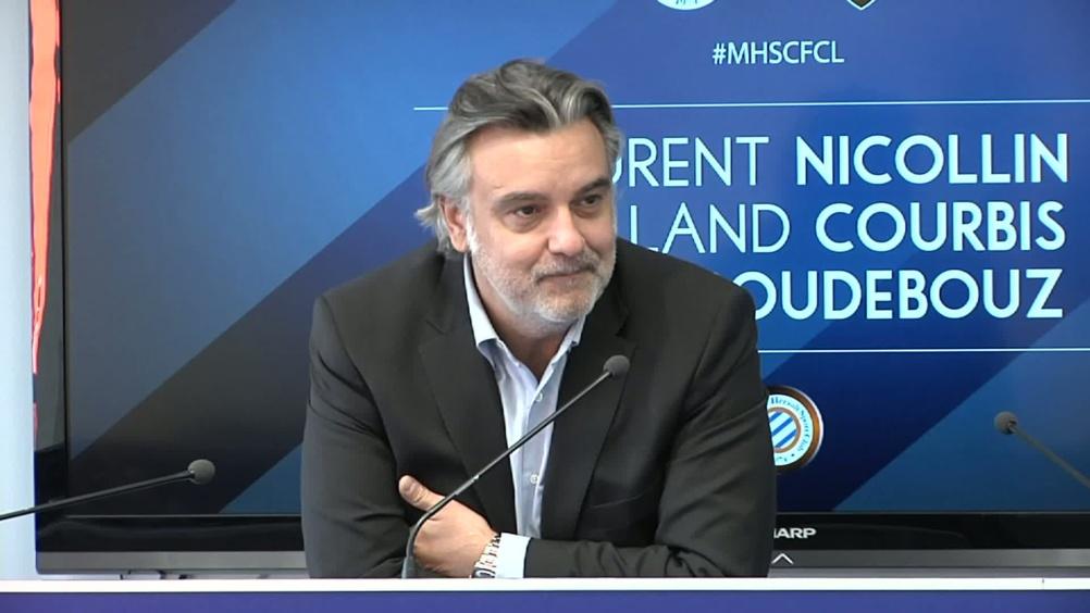 MHSC : Nicollin donne des nouvelles de Junior Sambia