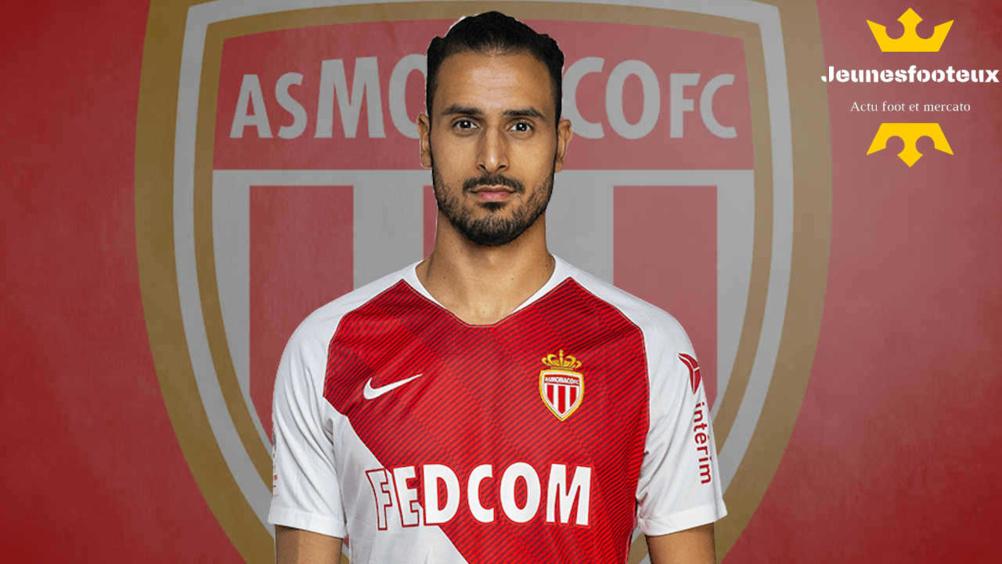 AS Monaco - Mercato : Offre de 8M€ à venir pour Nacer Chadli !