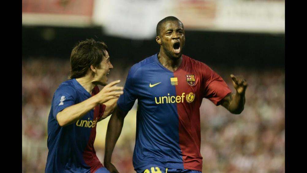 Barça : Yaya Touré (ex coéquipier de Nimani à Monaco)