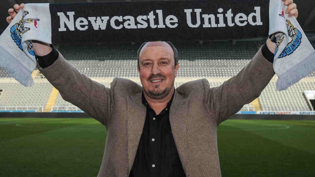 Newcastle - Mercato : Rafael Benitez