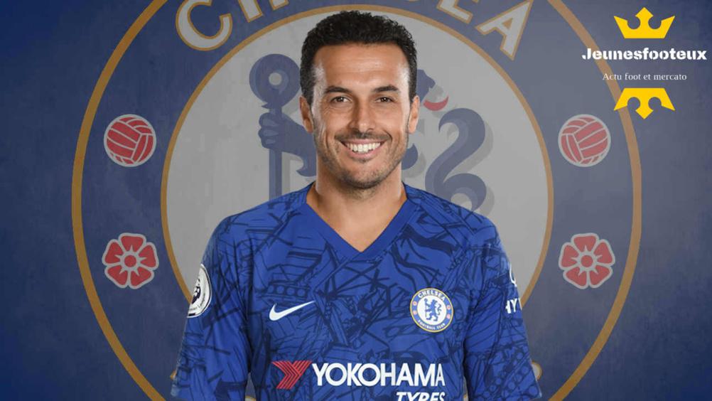 Chelsea - Mercato : Pedro