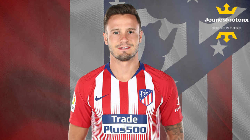 Atlético de Madrid : Saul Niguez
