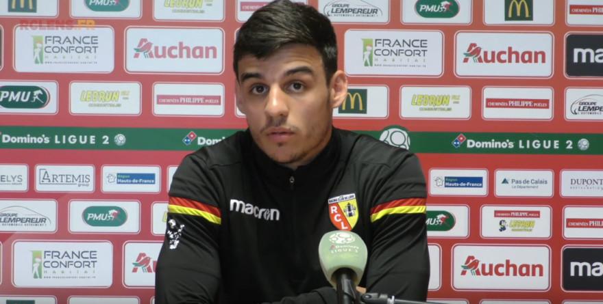 FC Metz Mercato : Fabien Centonze (ex RC Lens)