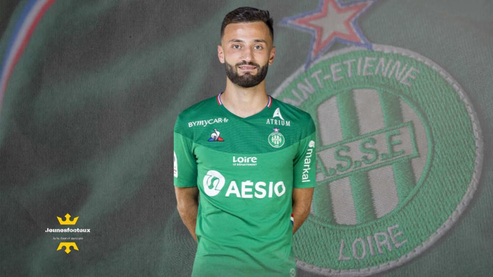 ASSE - Mercato : Honorat va quitter Saint-Etienne pour Brest !