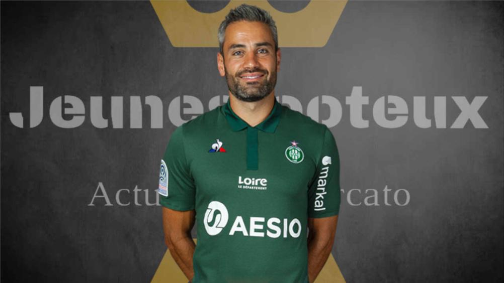 ASSE - Mercato : un contrat très courte durée pour Loïc Perrin ?