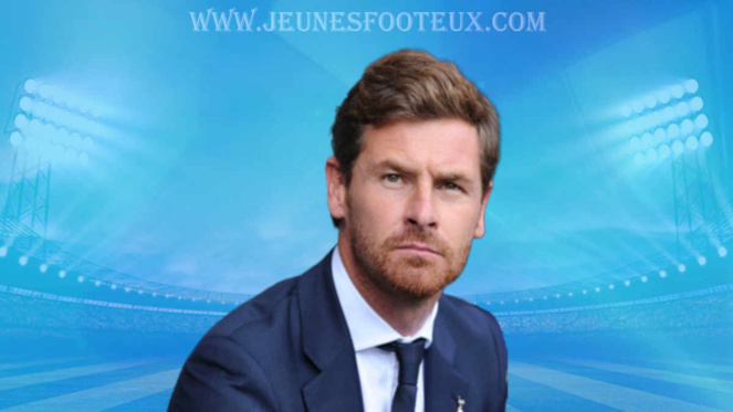OM : Villas-Boas, entraîneur de l' Olympique de Marseille.