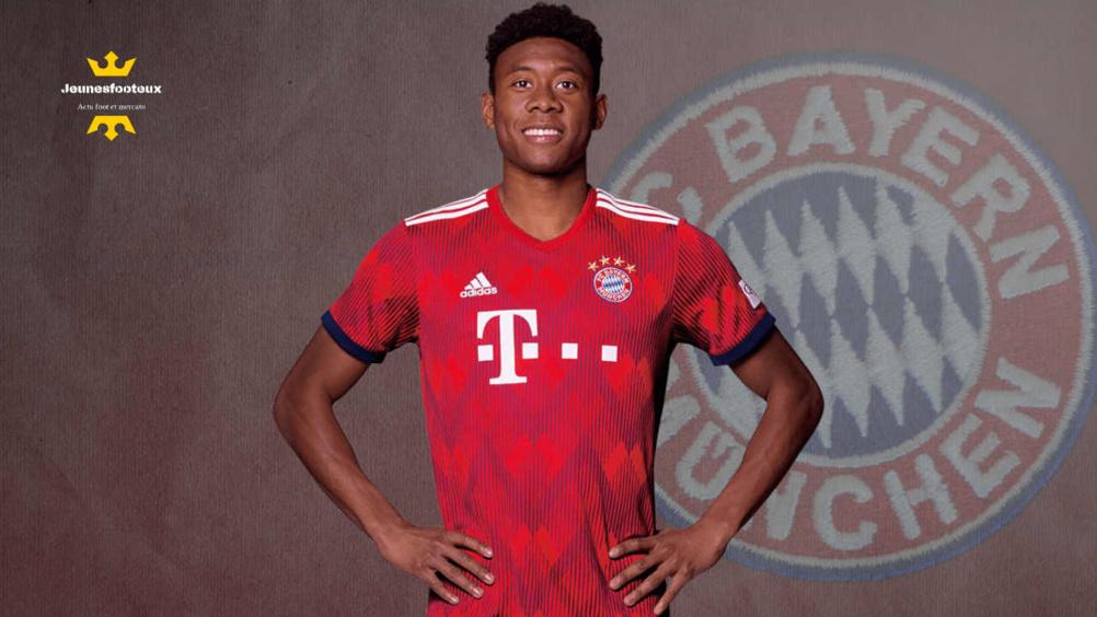 Bayern Munich : David Alaba prolongé ?