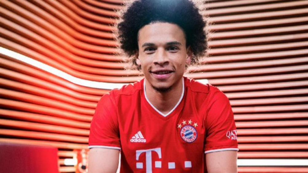 Bayern Munich : Leroy Sané (Manchester City) officiellement Bavarois