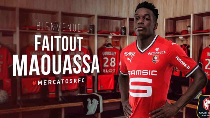 PSG, Stade Rennais - Mercato : l'étrange rumeur Maouassa