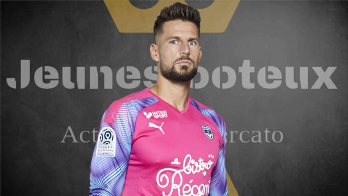 Girondins de Bordeaux - Mercato : Benoit Costil veut partir !