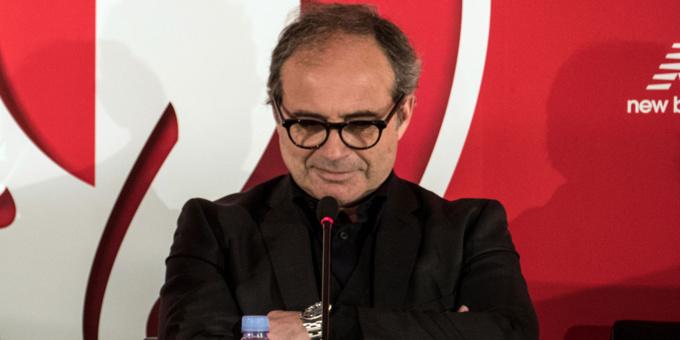 LOSC Mercato : Luis Campos (Lille OSC).