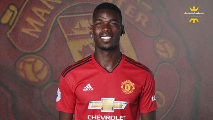 Manchester United : Paul Pogba jusqu'en 2025 ?