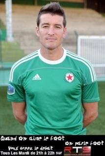 Franck Queudrue sera notre invité dans Quand on aime le foot, on parle foot