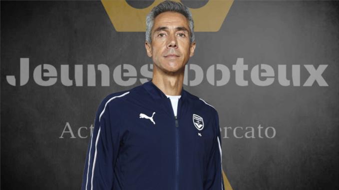 FCGB : Sousa ne veut plus quitter les Girondins de Bordeaux !