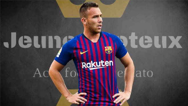 FC Barcelone : Arthur boude le Barça et ne rejouera plus !