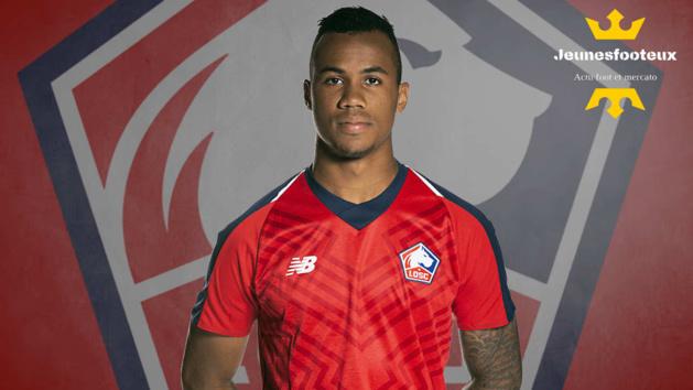 Gabriel, défenseur brésilien du LOSC