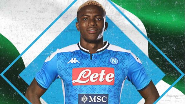 LOSC - Mercato : Osimhen, le montant de son transfert à Naples dévoilé par De Laurentiis