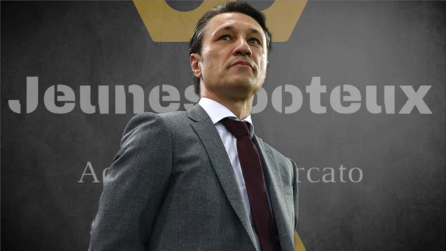 AS Monaco : Niko Kovac (entraîneur ASM).