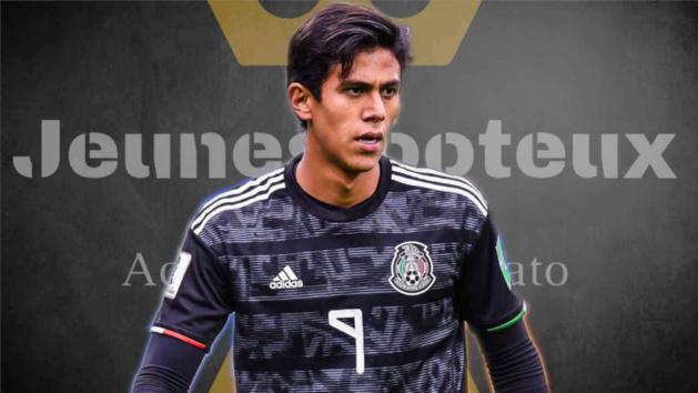 José Macias, attaquant du CD Guadalajara
