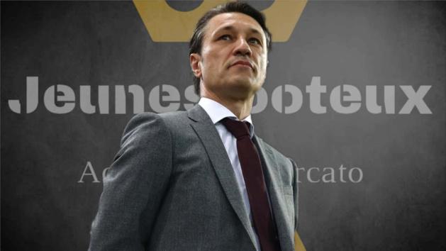 AS Monaco : Niko Kovac (entraîneur - ASM).