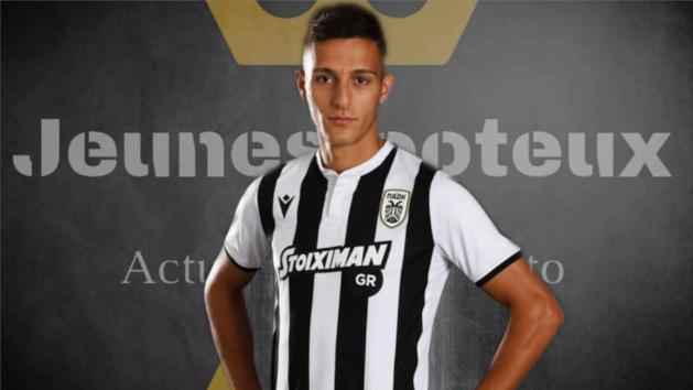 Mercato : Giannoulis (PAOK) plaît en Ligue 1 mais...