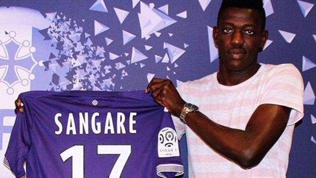Toulouse FC - Mercato : Sangaré plaît à Tottenham !