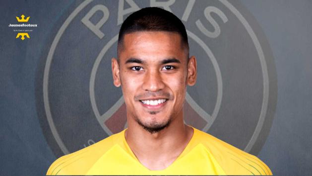 Alphonse Areola, gardien du PSG