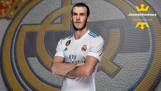 Gareth Bale, ailier du Real Madrid