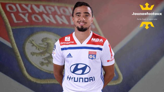 Rafael, latéral droit de l'Olympique Lyonnais