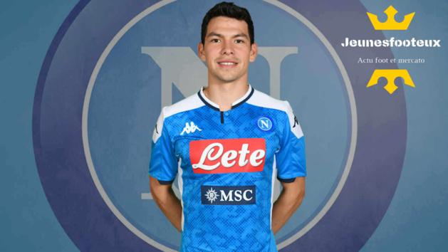 Hirving Lozano veut quitter Naples