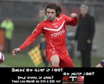 José Saez dans Quand on aime le foot, on parle foot
