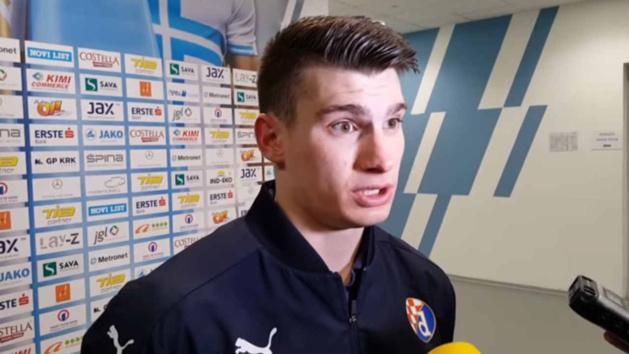 Dominik Livakovic proche du Stade Rennais