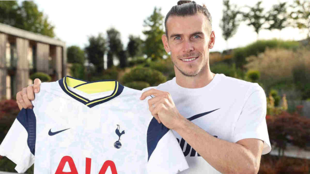 Gareth Bale prêté à Tottenham