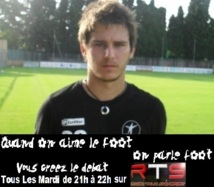 Jordan Galtier dans Quand on aime le foot, on parle foot