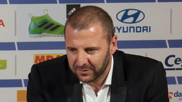 Florian Maurice, directeur sportif du Stade Rennais