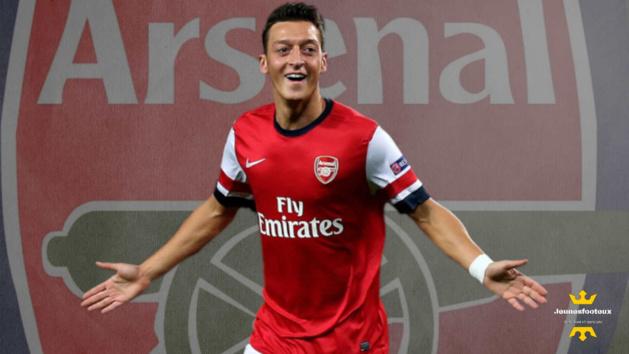 Mercato Arsenal : un gros chèque pour se séparer de Mesut Ozil ?